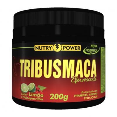 Imagem 1 do produto Tribus + Maca 200g Limão- Nutry Power