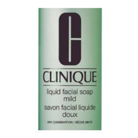 Sabonete Líquido Clinique Liquid Facial Soap Mild - 200ml