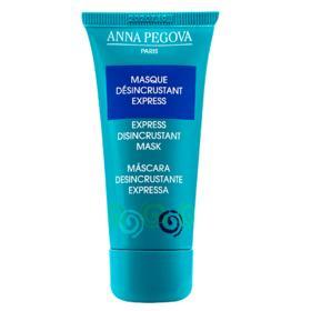 Máscara de Limpeza Facial Anna Pegova - Masque Désincrustant Express - 40ml