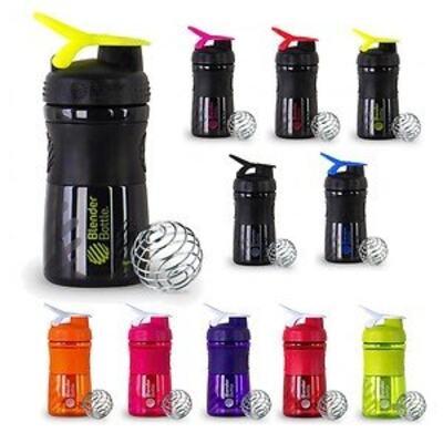 Imagem 1 do produto Coqueteleira Sportmixer 590Ml - Blender Bottle