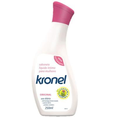 Imagem 1 do produto Sabonete Líquido Íntimo Kronel Original 250ml