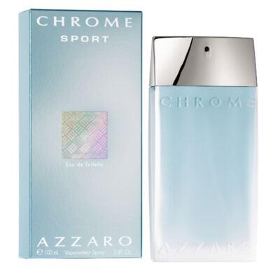 Azzaro Chrome Sport Azzaro - Perfume Masculino - Eau de Toilette - 50ml