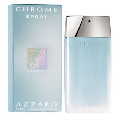 Imagem 1 do produto Azzaro Chrome Sport Azzaro - Perfume Masculino - Eau de Toilette - 50ml