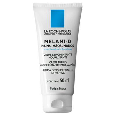 Imagem 1 do produto Melani-D Mãos La Roche Posay - Creme Despigmentante para as Mãos - 50ml