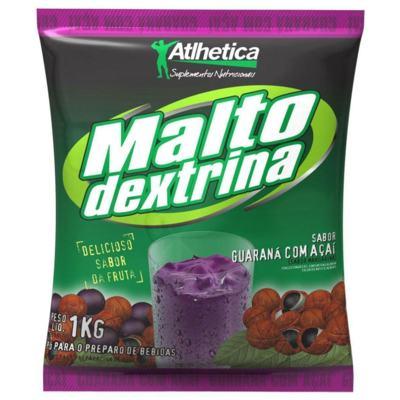 Imagem 1 do produto MALTODEXTRINA 1KG - ATLHETICA