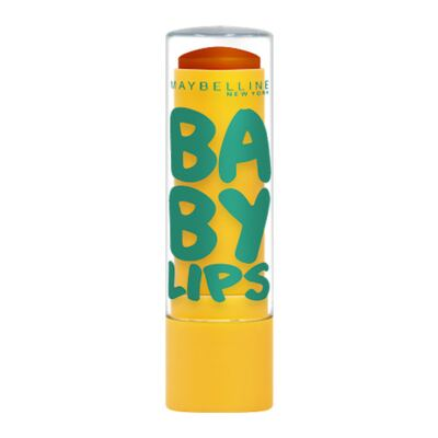 Imagem 2 do produto Kit Hidratante Labial Maybelline Baby Lips Super Frutas - Kit