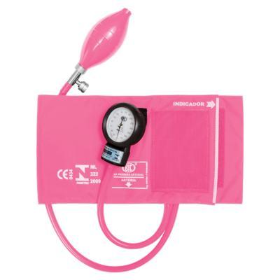 Imagem 1 do produto Aparelho de Pressão Rosa AP0311 BIC