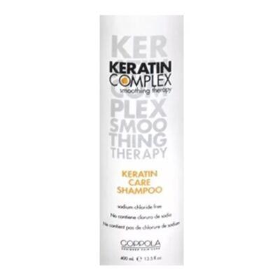 Imagem 2 do produto Keratin Complex Smoothing Therapy Keratin Care - Shampoo - 400ml
