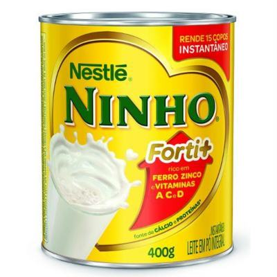 Ninho Forti+ Integral Instantâneo 400g