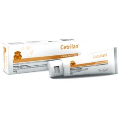 Cetrilan Creme Protetor e Cicatrizante 40g