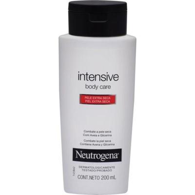 Imagem 9 do produto Hidratante Corporal Neutrogena Body Care Intensive Extra Care - 200ml