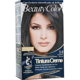 Tintura Beauty Color - 3.0 Castanho Escuro | 1 unidade