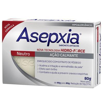 Sabonete Anti-Acne Asepxia Neutro 80g