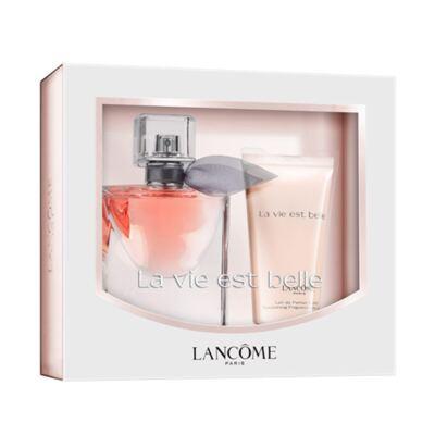 Imagem 1 do produto La Vie est Belle Lancôme - Feminino - Eau de Parfum - Perfume + Loção Perfumada - Kit