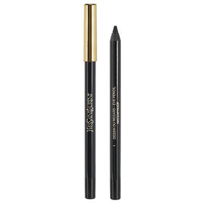 Dessin Du Regard Waterproof Yves Saint Laurent - Lápis para Olhos - 02 - Patent Leather