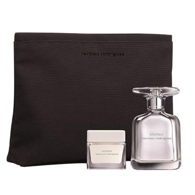Essence Narciso Rodriguez - Feminino - Eau de Parfum - Perfume + Gel de Banho + Nécessaire - Kit