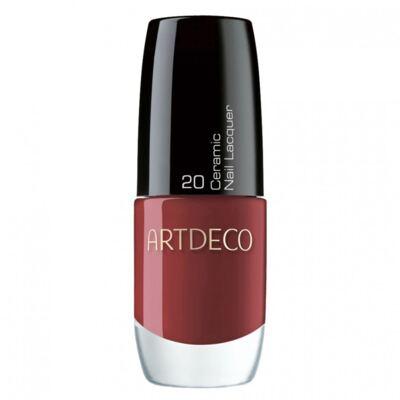 Ceramic Nail Lacquer Artdeco - Esmalte - 20 - Tango Red
