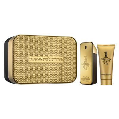 Imagem 1 do produto 1 Million Paco Rabanne - Masculino - Eau de Toilette - Perfume + Gel de Banho - Kit
