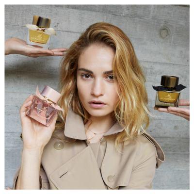 Imagem 4 do produto My Burberry Burberry - Perfume Feminino - Eau de Parfum - 30ml