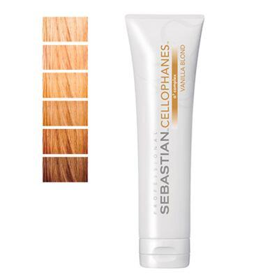Cellophanes Sebastian 300ml - Tratamento para Cabelos Coloridos - Vanilla Blond
