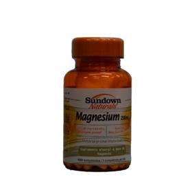 Magnesium Oxide - Sundown - 250mg | 100 comprimidos