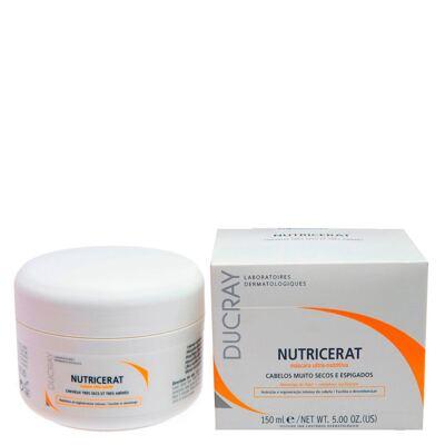Imagem 3 do produto Nutricerat Máscara Ultranutritiva Ducray - Máscara de Tratamento para Cabelos Secos e Danificados - 150ml