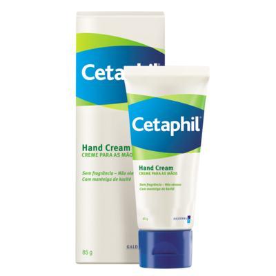 Imagem 4 do produto Cetaphil Hand Cream Mãos Secas e Rachadas - Creme para as Mãos - 85g