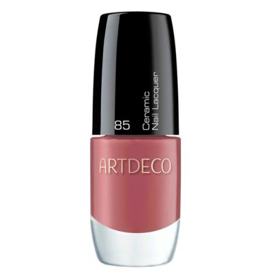 Ceramic Nail Lacquer Artdeco - Esmalte - 85 - Dark Antique Pink