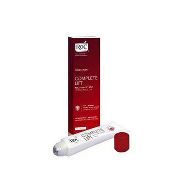 Complete Lift Eye Roll-On Roc - Cuidado Antiflacidez e Antibolsas para o Contorno dos Olhos - 15ml