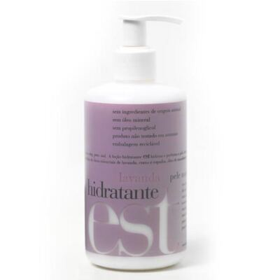 Lavanda Hidratante Est - Hidratante para Pele Normal - 310ml