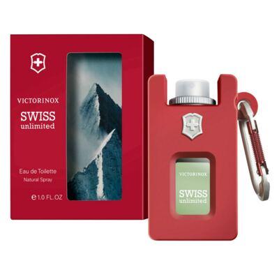 Imagem 2 do produto Swiss Unlimited Victorinox - Perfume Masculino - Eau de Toilette - 30ml