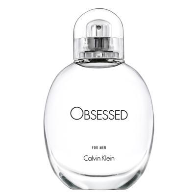 Obsessed For Men Calvin Klein - Masculino - Eau de Toilette - 30ml