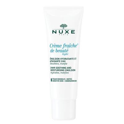 Imagem 1 do produto Hidratante Facial Nuxe Paris Crème Fraîche de Beauté Light - 50ml