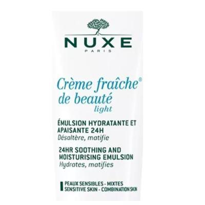 Imagem 3 do produto Hidratante Facial Nuxe Paris Crème Fraîche de Beauté Light - 50ml