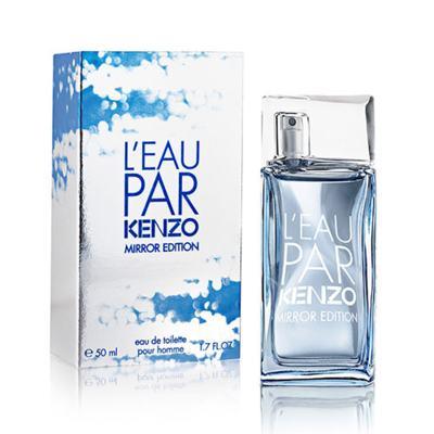 Imagem 4 do produto L'eau par Kenzo Mirror Edition pour Homme Kenzo - Perfume Masculino - Eau de Toilette - 50ml