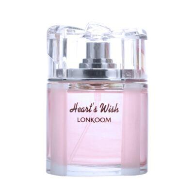 Imagem 1 do produto Heart's Wish Lonkoom - Perfume Feminino - Eau de Parfum - 100ml