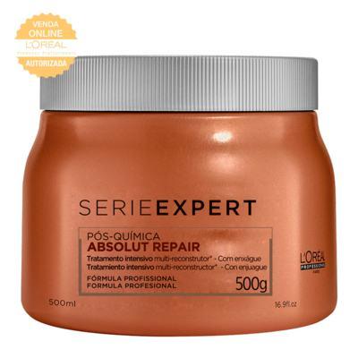 L'Oréal Professionnel Absolut Repair Pós Química - Máscara de Tratamento - 500g