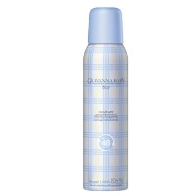Desodorante Aerosol Giovanna Baby - Feminino Blue - 150ml