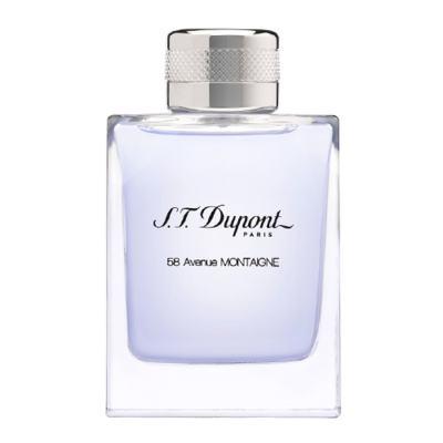58 Avenue Montaigne Pour Homme S.T. Dupont - Perfume Masculino - Eau de Toilette - 50ml