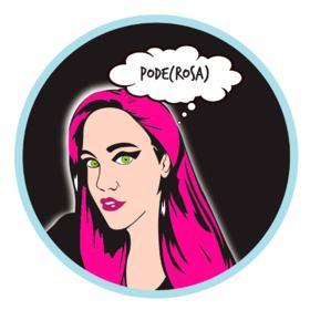 Lola Colors Lola Cosmetics - Máscara Tonalizante Temporária - Pode(rosa)