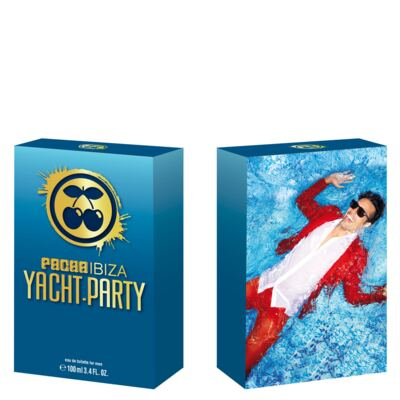 Imagem 2 do produto Pacha Ibiza Yacht Party For Men Pacha Ibiza - Perfume Masculino - Eau de Toilette - 100ml