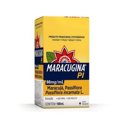 Maracugina PI - Solução Oral Calmante Fitoterápico | 100ml
