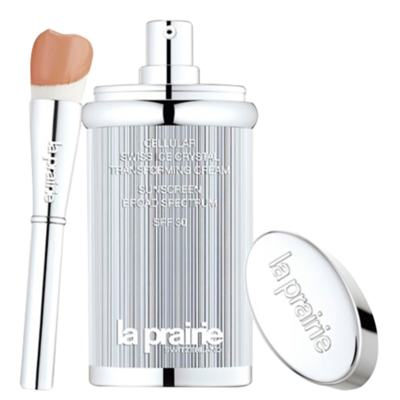 Imagem 3 do produto Base Facial La Prairie Cellular Swiss Ice Crystal Transforming Cream SPF 30 - Tan