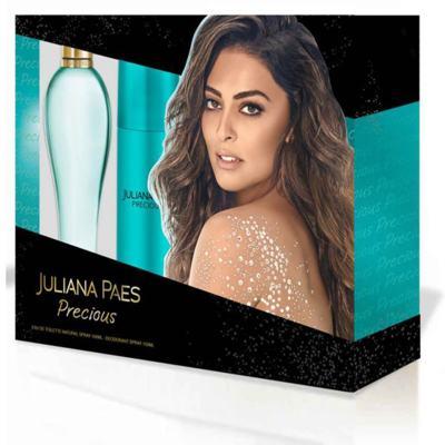 Kit Precious Feminino Juliana Paes Eau de Toilette - 100 ml + Desodorante 150 ml