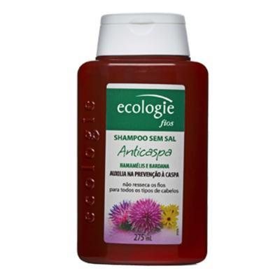 Imagem 1 do produto Ecologie Fios Anticaspa  - Shampoo Anticaspa - 275ml