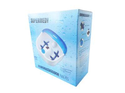Imagem 3 do produto HIDROMASSAGEADOR PARA PES 220V SUPERMEDY