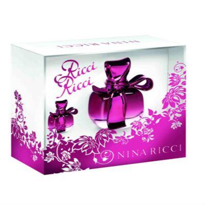 Ricci Ricci Nina Ricci - Feminino - Eau de Parfum - Perfume + Miniatura - Kit