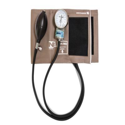 Imagem 1 do produto Aparelho de Pressão Cinza PA2002 PA Med