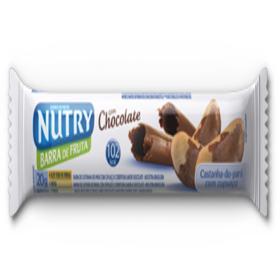 Barra de Cereal Nutry Ligth Castanha Cupuaçú