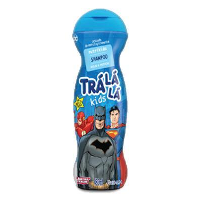 Imagem 2 do produto Shampoo Infantil Trá Lá Lá Nutrikids 480ml -